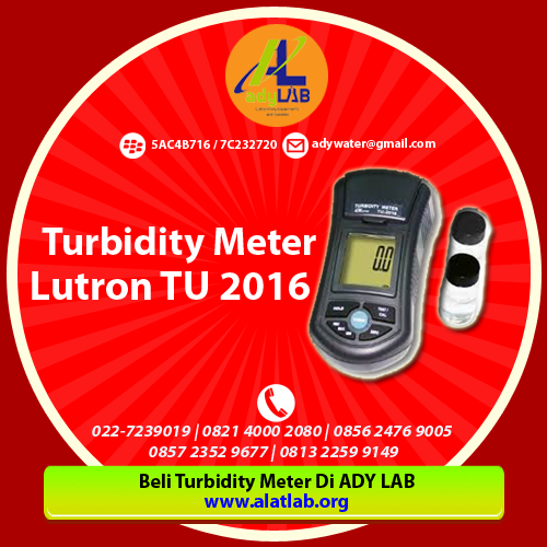 Jual Turbidity Meter,