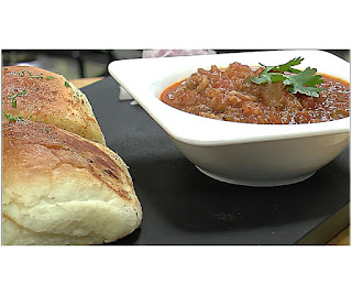 How to make Pav Bhaji step by step with picture