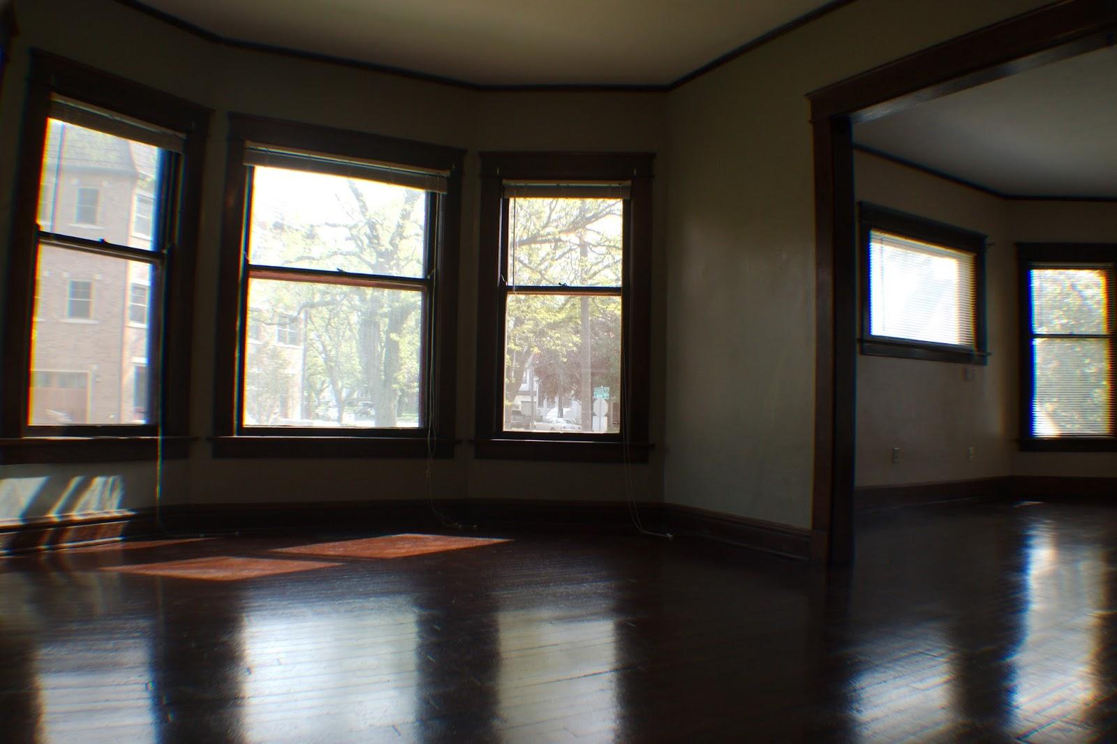 Light Grey Kitchen Floor