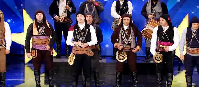 """Με το χορό Σέρρα, οι Πόντιοι ξεσήκωσαν το """"Ελλάδα έχεις ταλέντο"""" (Video)"""