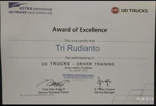 UD Trucks Quester Irit BBM, Bertenaga Besar Dan Nyaman