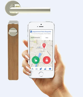 Ikilock Smart Lock
