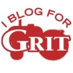 I blog for GRIT magazine...