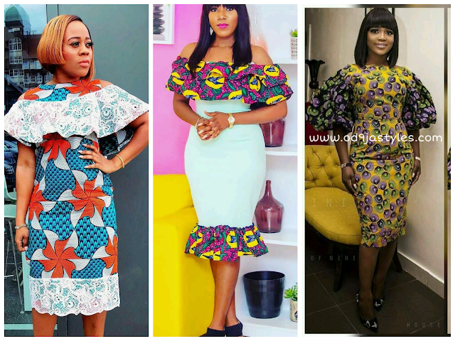 LOOK CLASSY IN THESE ANKARA STYLES (GET INSPIRED)