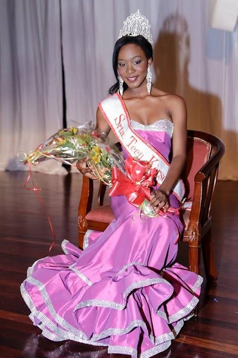 Miss Teen Curaçao 2013