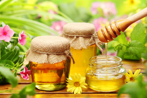 Медът заема особено важно място в природолечението!