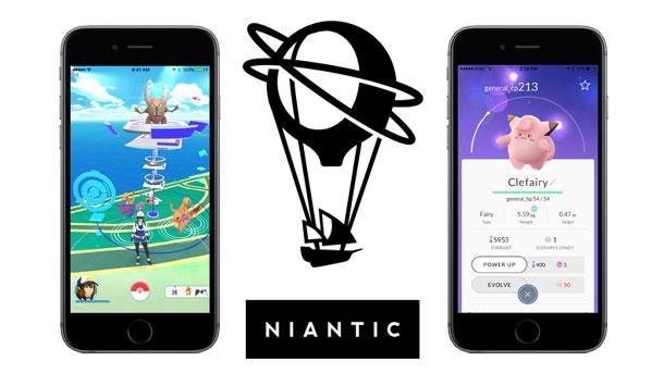 Niantic - MichellHilton.com