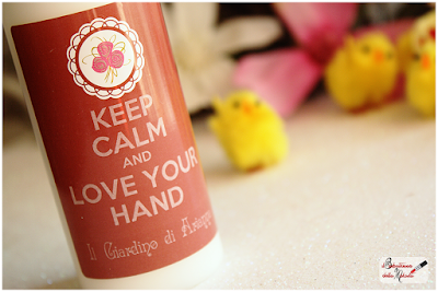 Keep Calm and Love Your Hand Crema mani Antistress