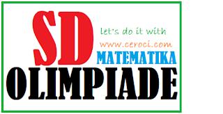 Soal dan Pembahasan olimpiade matematika SD