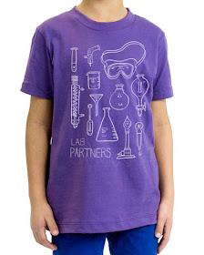 Lab Partners Kids Science Shirt Etsy