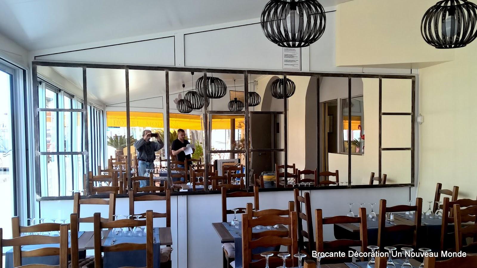 L 39 atelier de philippe miroirs verri res style industriel - Miroir style verriere ...