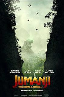 Jumanji Welcome to the Jungle 2017 Hindi Dual Audio