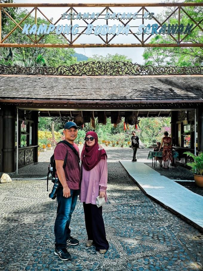 Mengenali Adat Dan Budaya Tradisi Di Kampung Budaya Sarawak