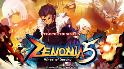RPG Zenonia 5 Wheel of Destiny chega ao Android graça 1