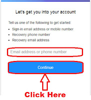 how to reset yahoo account password
