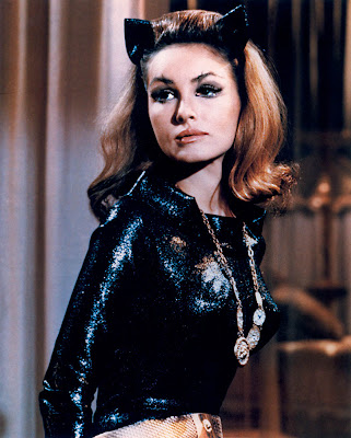 Catwoman in the 60's Batman TV Show