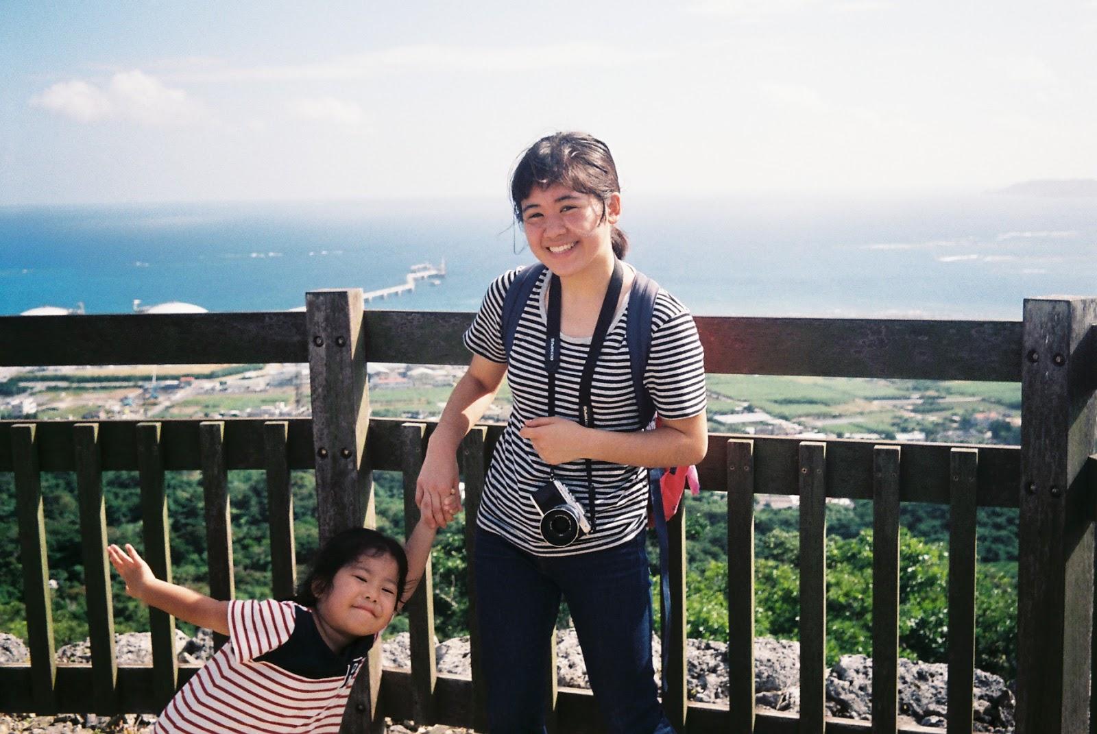 35mm, 35mm film, analog photography, photography, elashock, film, karen okuda, konichiwakaren, okinawa, japan, nakagusuku castle