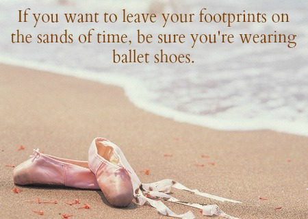 Tippy Toes Ballet Blog Ballet Quotes And Inspiration