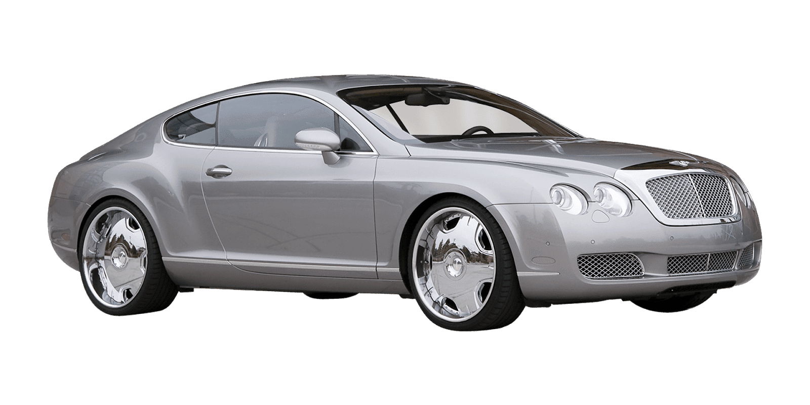 Bentley Continental GT Will Give You An Eargasm With Bangin' Stereo