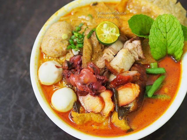 Deluxe Curry Laksa RM 10