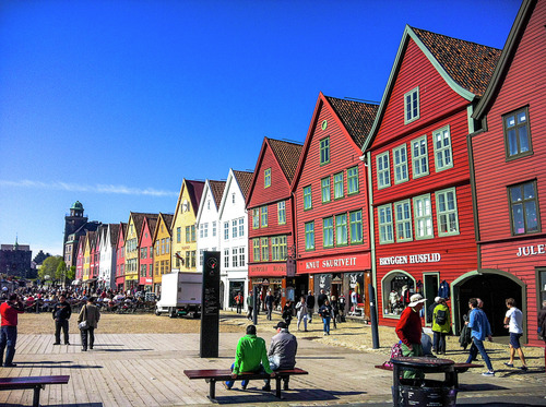 O que fazer em Bergen além dos fiordes? Bryggen