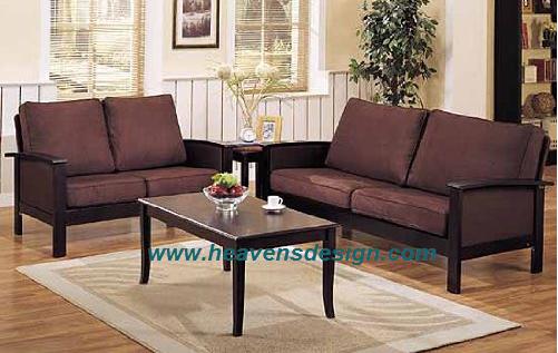 Wooden Sofa Design Interior Design Ideas