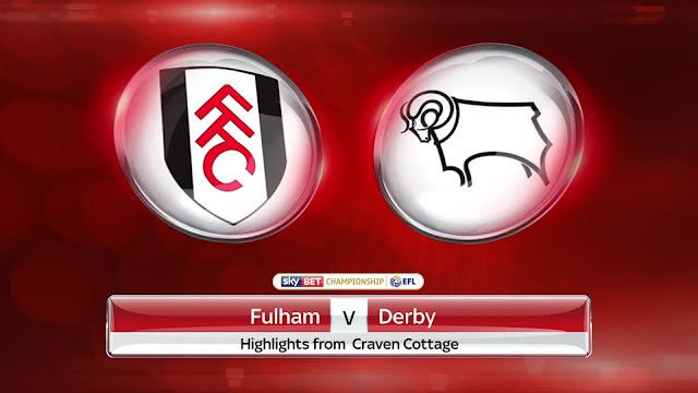 Hasil gambar untuk fulham vs derby county 15 mei 2018