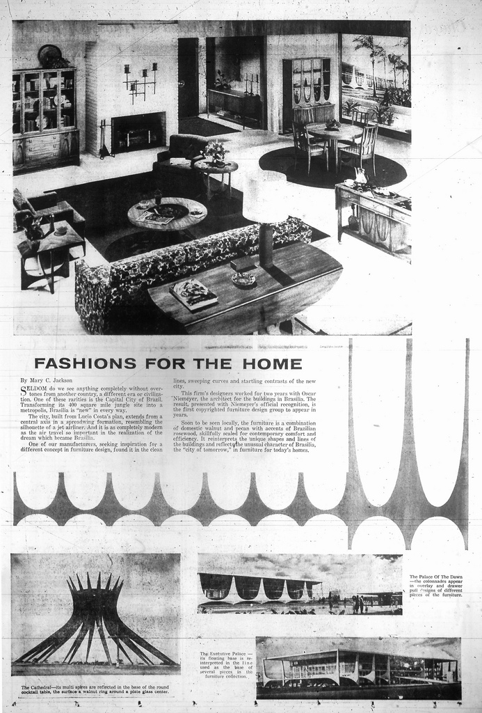 Vintage Broyhill Brasilia Ads And Images Create And Curate