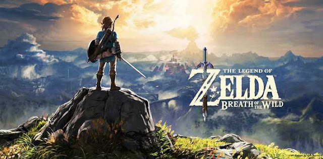 The Legend of Zelda: Breath of The Wild (USA+DLC) Wii U ROM