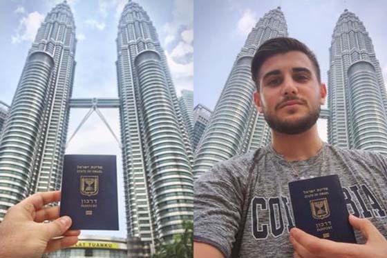 Pendedahan Bagaimana Lelaki Yahudi Ini Berjaya Masuk Malaysia