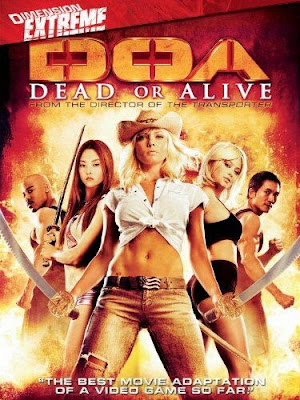 Sinopsis film DOA: Dead or Alive (2006)
