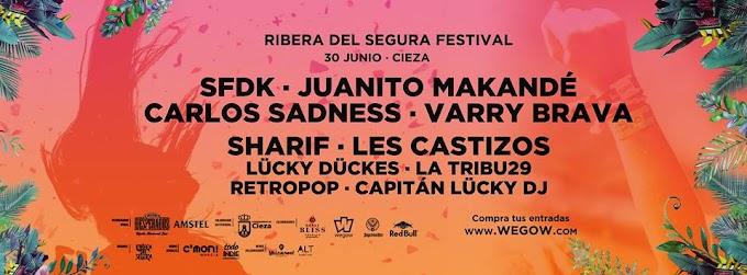 1x16 Agradable Locura Temporal en HOY POR HOY Ser Arco Norte - Ribera del Segura Festival
