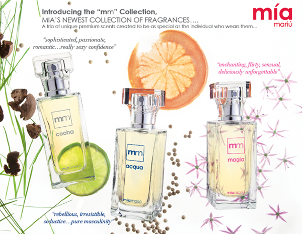 Enter the Mía Mariú's New Fragrance Giveaway. Ends 2/7