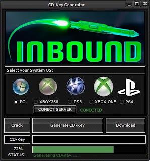 Inbound Key Generator (Free CD Key)