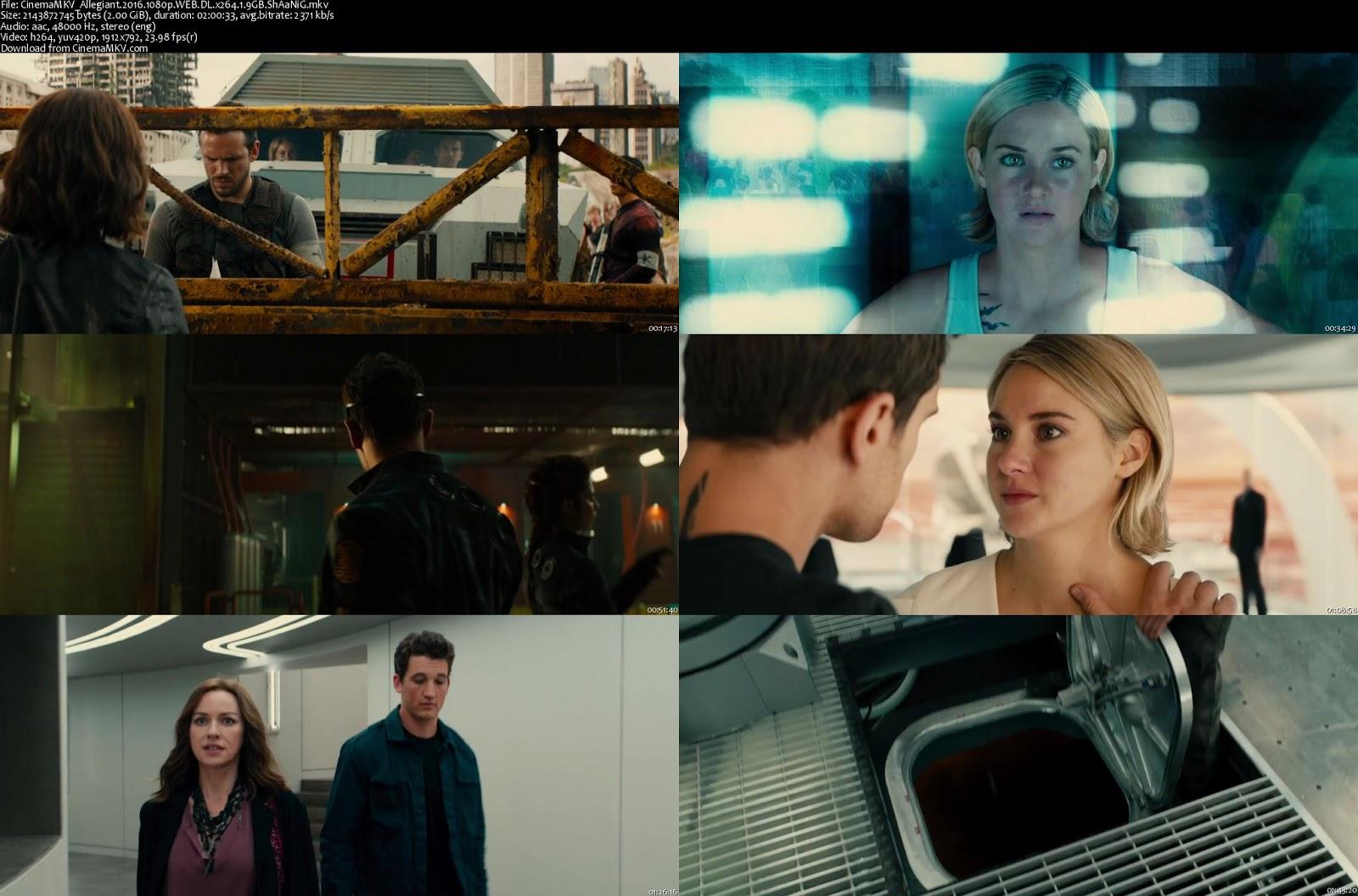 The Divergent Series: Allegiant (2016) - CinemaMKV (Official