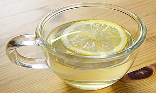 Limão com Água Morna