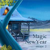 Here is the second installment to Magic New Year Escape by #FredericoRutenburg of #Esklavos! #NewYearsGames