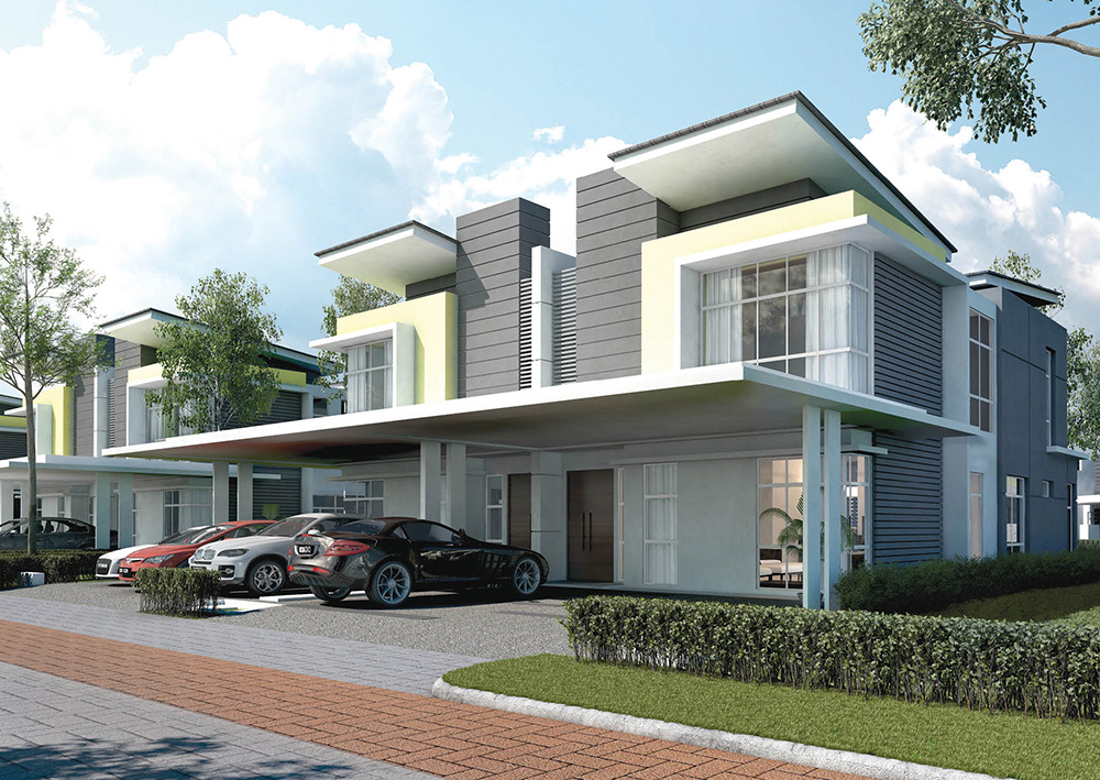 Naluri kehidupanku rumah idea of car porch roof design for Car porch roof