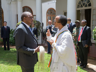US Reestablished confidence to Kenya Of Continued Support In The War Against ... PHOTO/COURTESY.