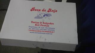 O kit da loja Boca de Anjo.