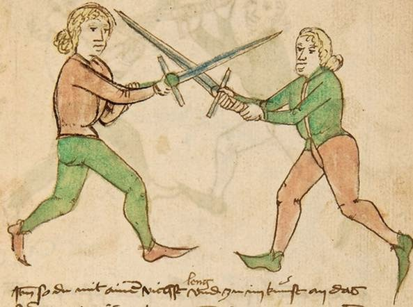 Episode 11: Italian vs German swordsmanship   An elegant