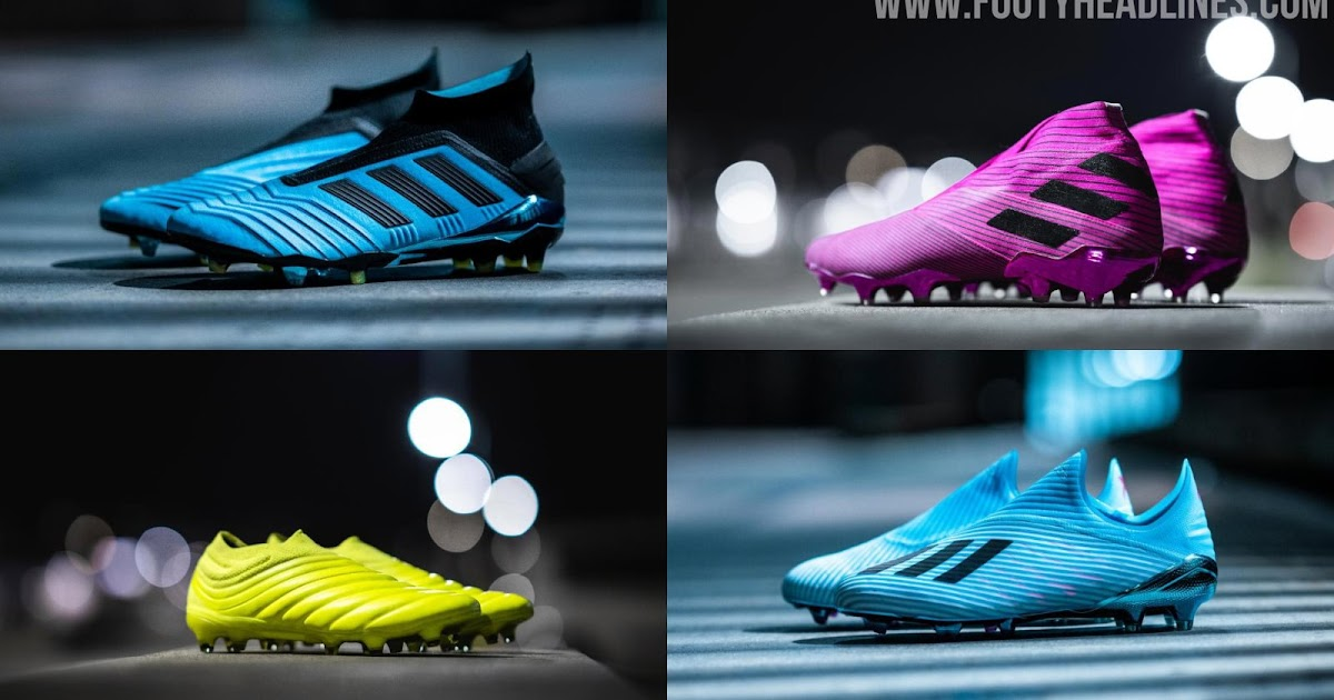 Messi New Boots 2020 Adidas 'Hard Wired' Pack Released   First 19 20 Collection   Footy