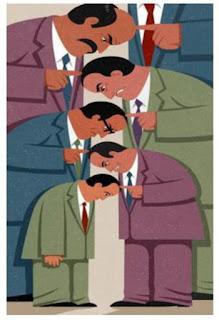Ilustracja John Holcroft Kto rządzi Tobą?