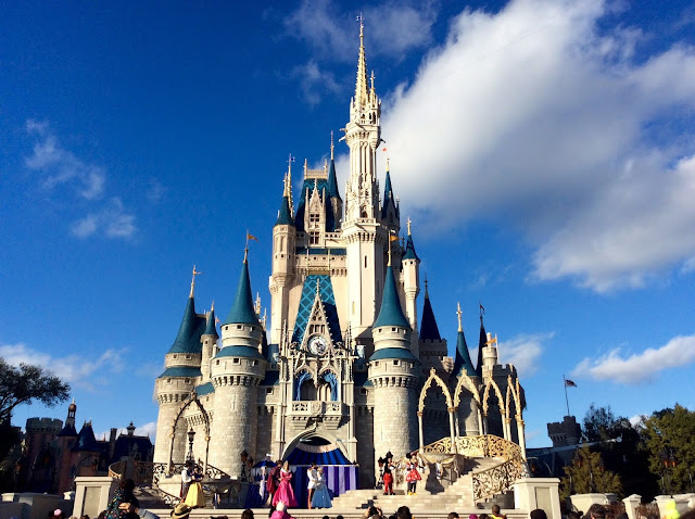 cool facts about walt disney world