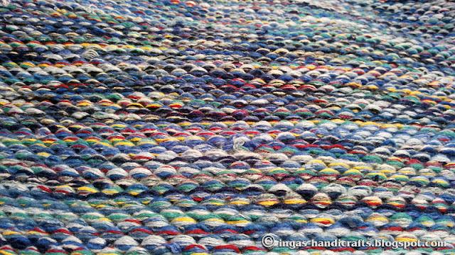 telgedel kudumine Loom weaving