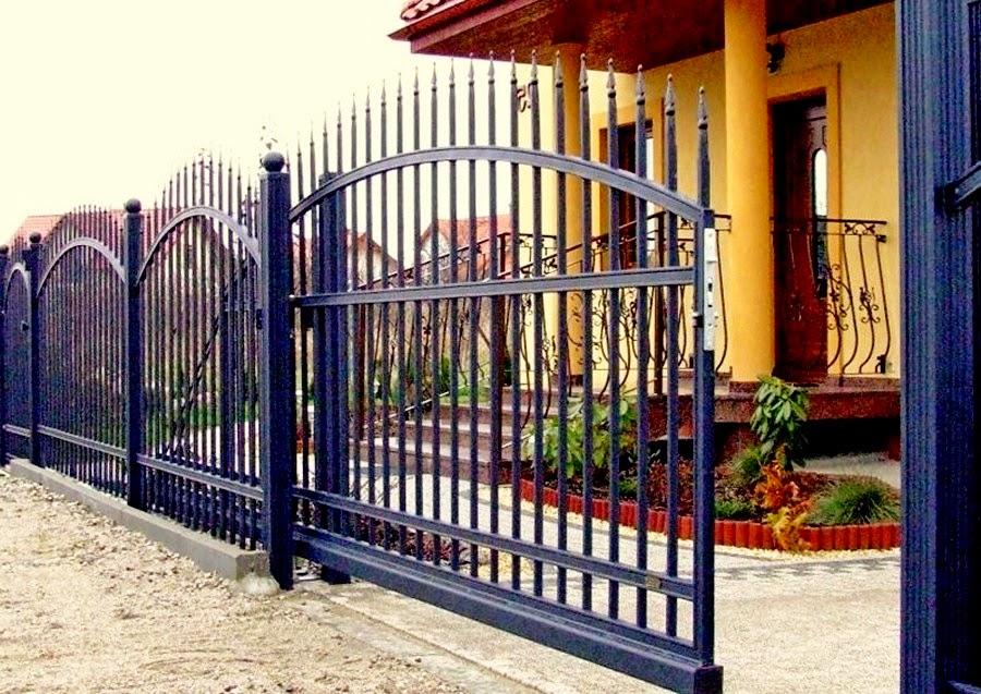 Управление откатных ворот