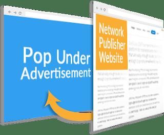 Publicidad PopUnder - Alternativas a PopAds