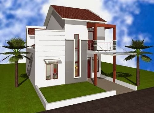 model rumah kecil minimalis 1