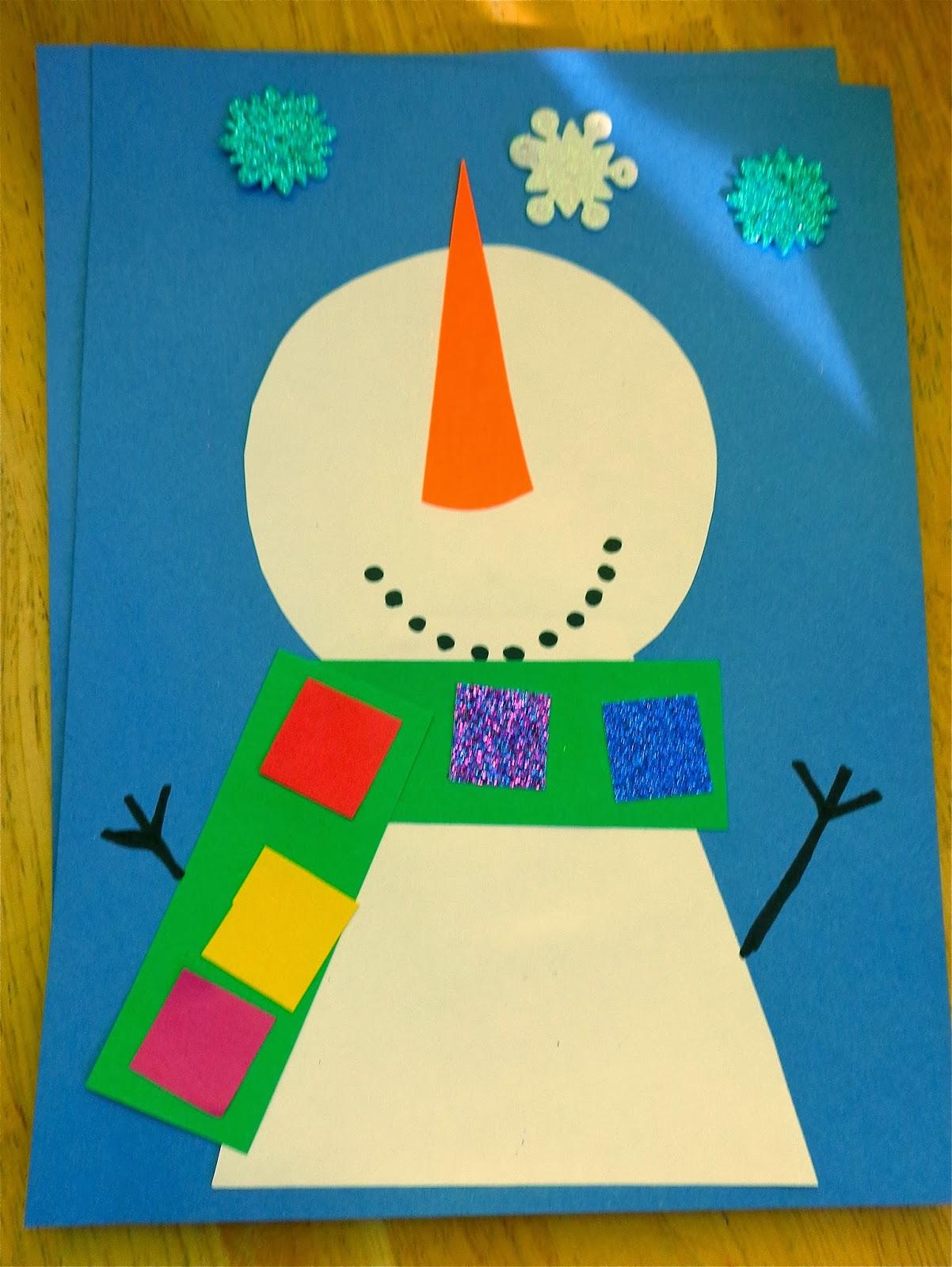Terrific Preschool Years Winter Wonderland