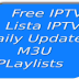 Free IPTV M3U Playlist 18 October 2017 New Lista